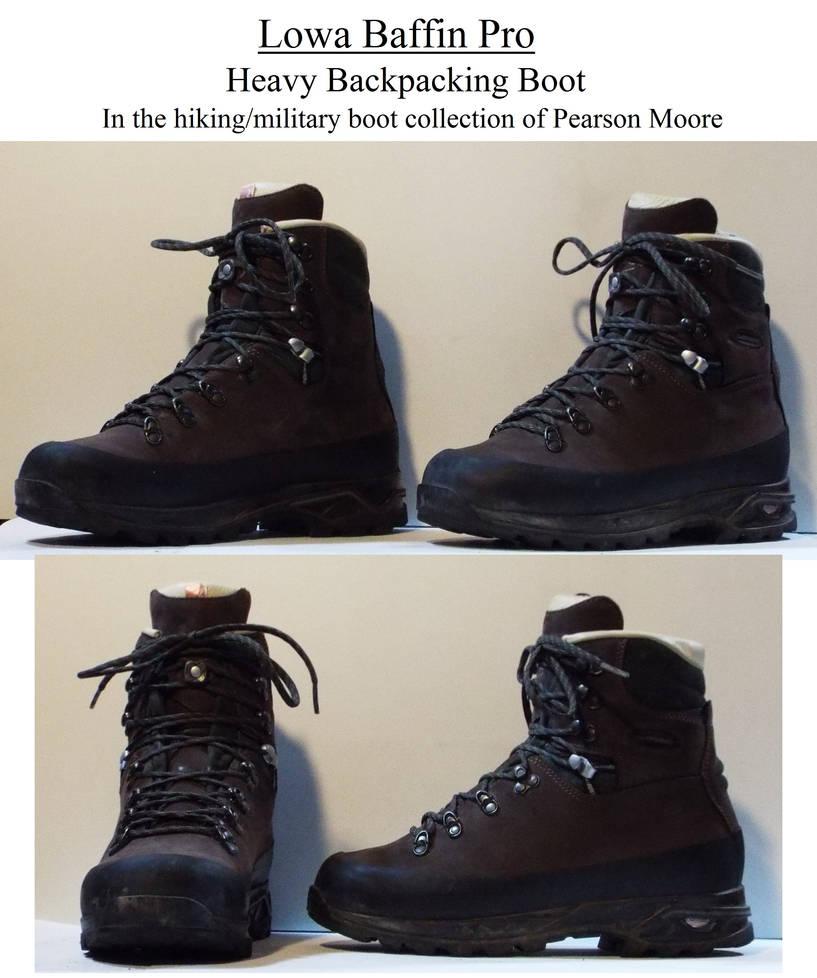 570930b2d47 Boots Lowa Baffin Pro B by PearsonMoore2 on DeviantArt