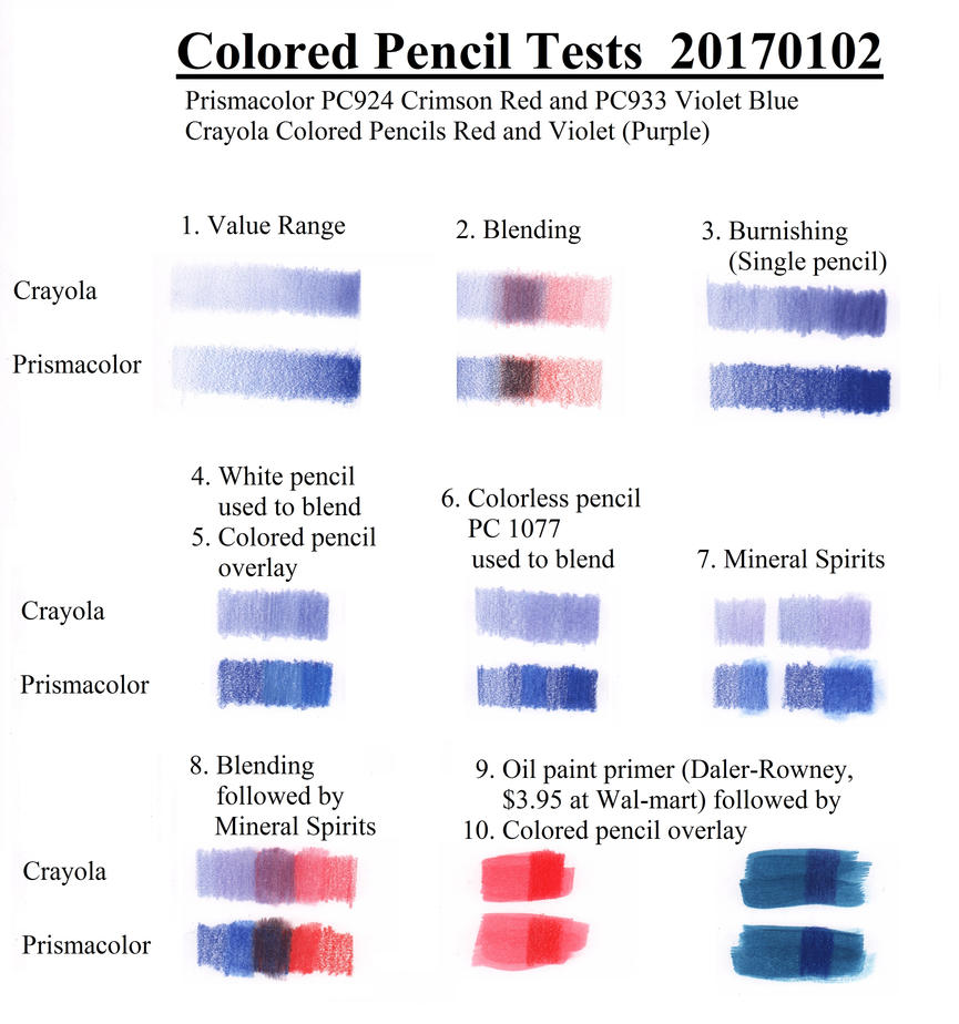 Color pencil test 20170102 by PearsonMoore2