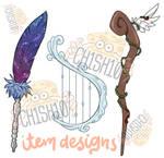 [CLOSED] $1 SB Item Designs Auctions