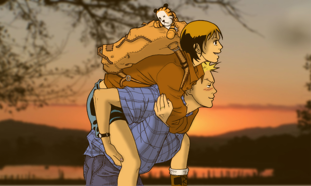 young love calvin hobbes pinterest calvin hobbes and susie 2 by