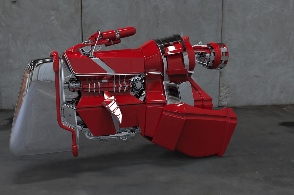 Engine by ametuerdraw