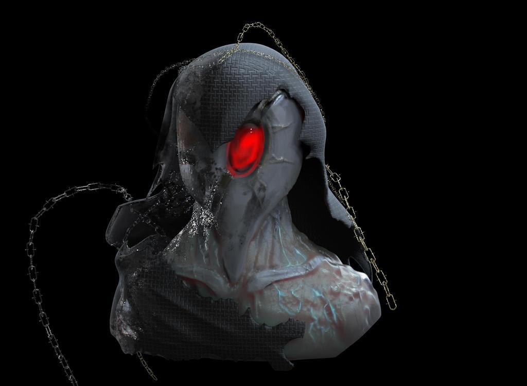 Ghostfreak rendition by ametuerdraw