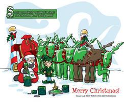 Merry Xmas 2007 by nickv47