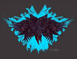 Crowberus by nickv47
