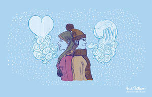 Love and Snowballs by nickv47