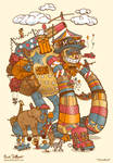 Circusbot by nickv47