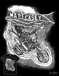 Matt Casey - Biker Shirt