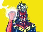 Powerful Fist of Captain Marvel