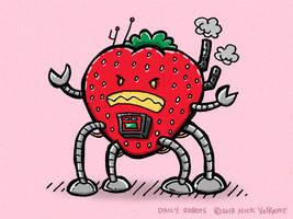 Strawberry Bot by nickv47
