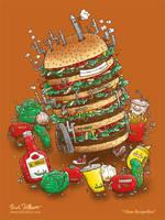 Uber BurgerBot by nickv47