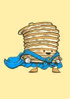 Captain Pancake by nickv47