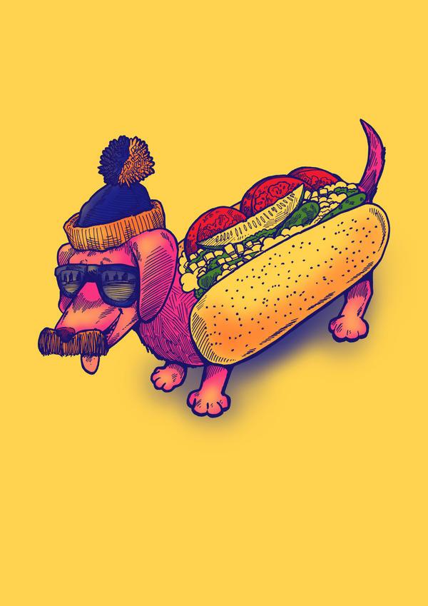 The Chicago Dog by nickv47