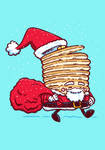 Santa Pancake
