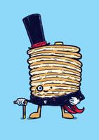 Fancy Captain Pancake by nickv47