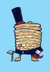 Fancy Captain Pancake