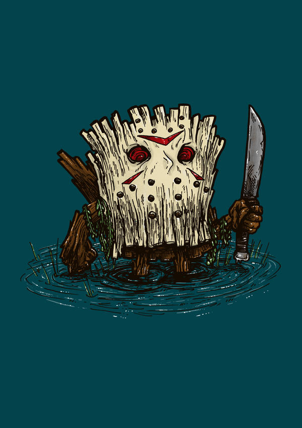 Camp Crystal Lake Log by nickv47