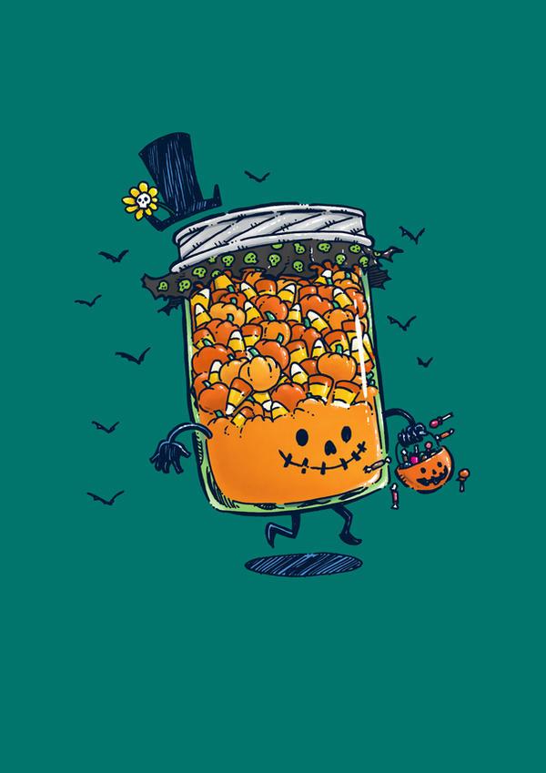 Halloween Jam by nickv47