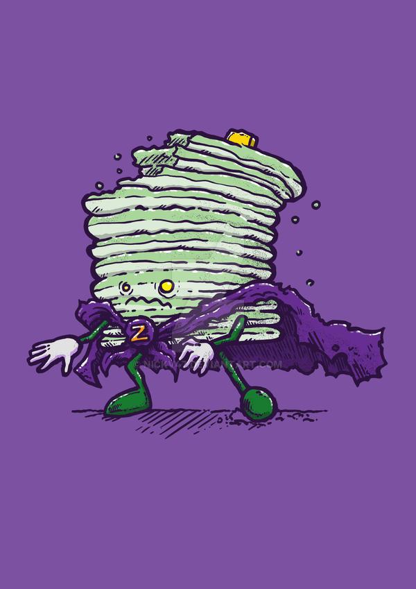 Captain Zombiecake by nickv47
