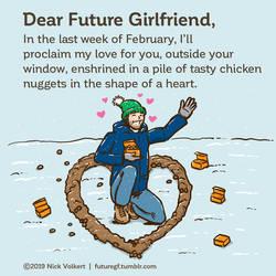 Dear Future Girlfriend - Nuggets by nickv47