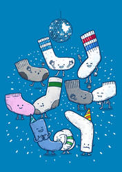 Lost Sock Party by nickv47