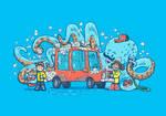 Octopus Carwash