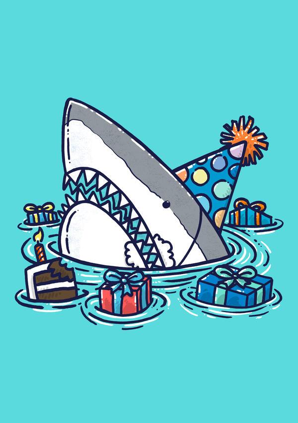 Birthday Shark III