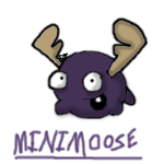Minimoose by Cassiopie