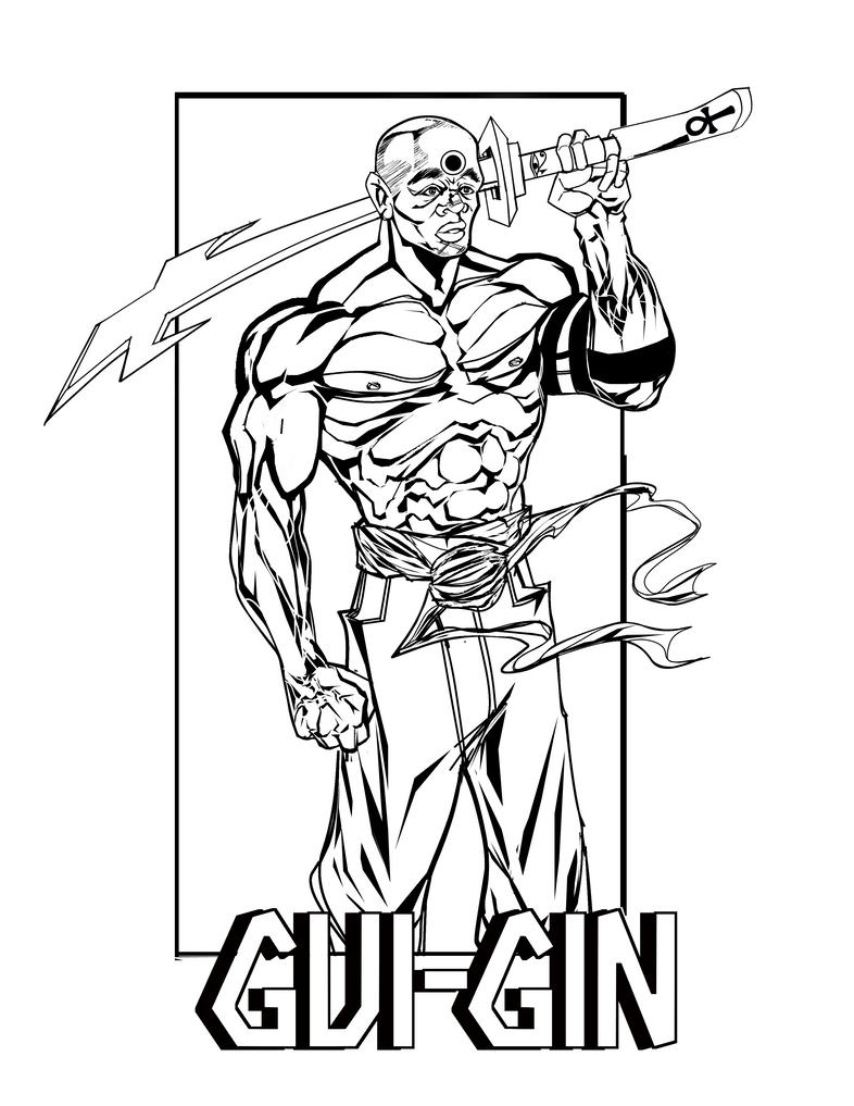 Gui Gin 2 by KwameBraxton72