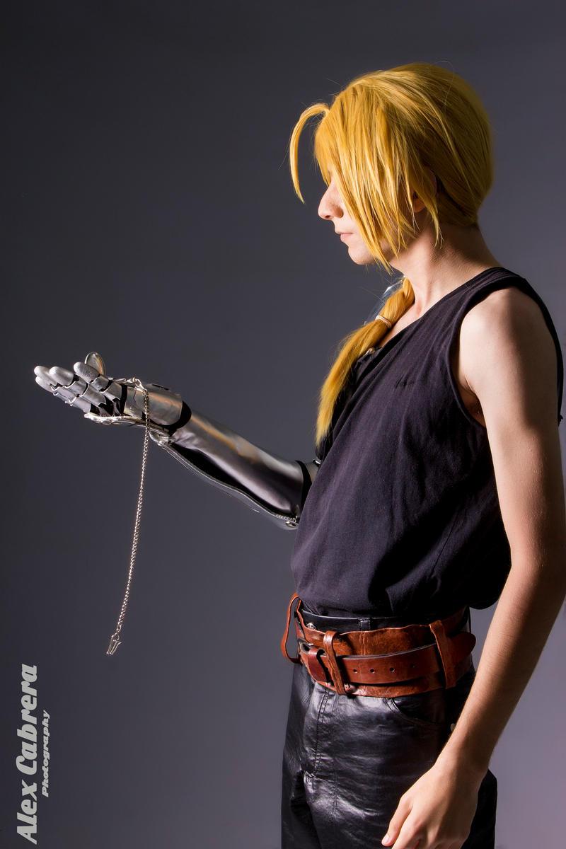 Edward Elric Cosplay 02 by Magic-Alex-Photo