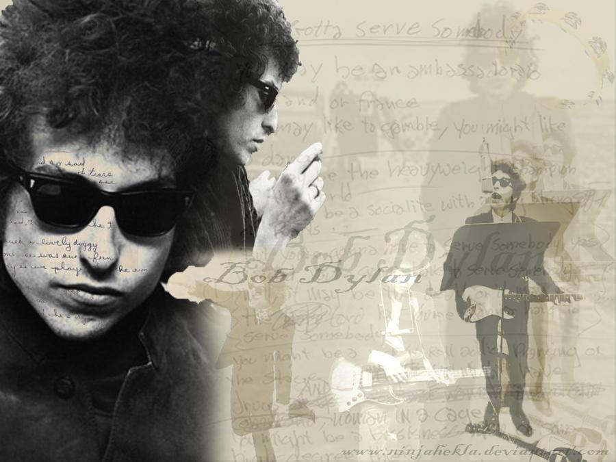 Bob Dylan Wallpaper By Ninjahekla