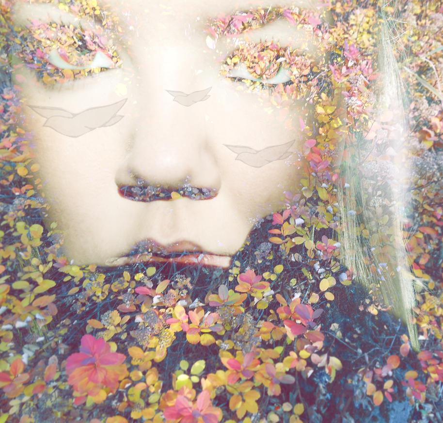 Falling Into Spring by ninjahekla