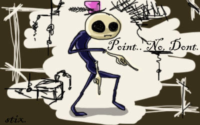 No Point No Point by stix4life
