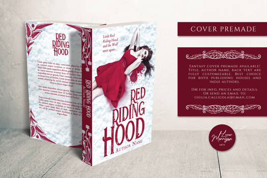 PREMADE - Red Riding Hood
