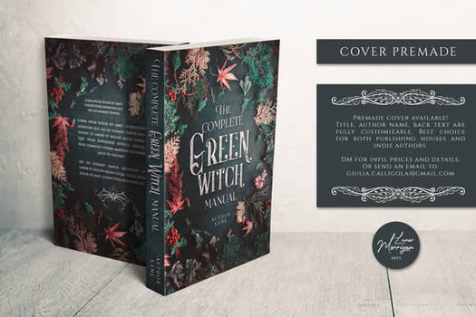 PREMADE - The Green Witch Manual