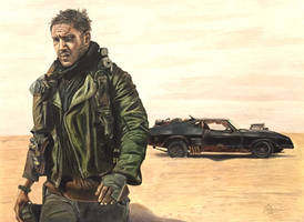 Mad Max by jkdom