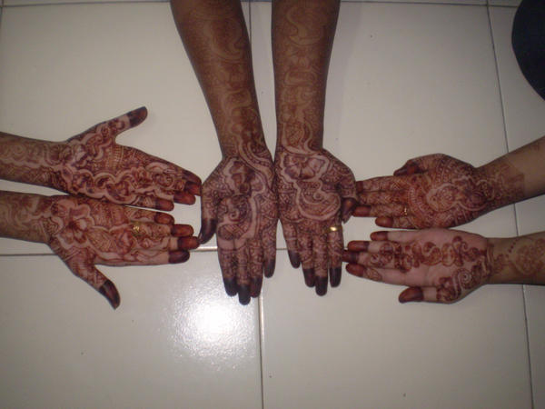 Mehndi - The Bridal Decoration