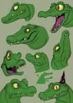 Croco-Doodles