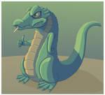 Ciggie Croc