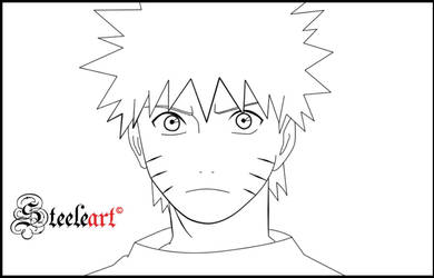 Naruto Lines by SteeleART