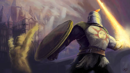 Solaire, Warrior of Sunlight