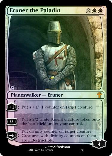 Eruner the Paladin by Eruner