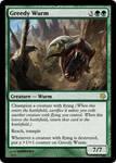 Greedy Wurm