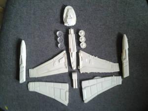 starship kit