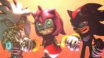 SilvAmyShad :~Sonic~: by CharCharRose131