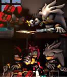 Best Friends! :~Sonic SFM~: by CharCharRose131