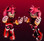 Egos Meet :~Sonic SFM~: by CharCharRose131