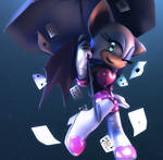 Rain of Cards :~Sonic SFM~: by CharCharRose131