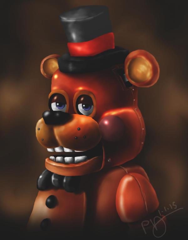 Fnaf 2 Toy Freddy FNAF Toy Freddy by