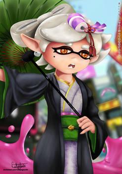 Marie from Splatoon 2