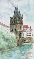 Karlsbridge Prague